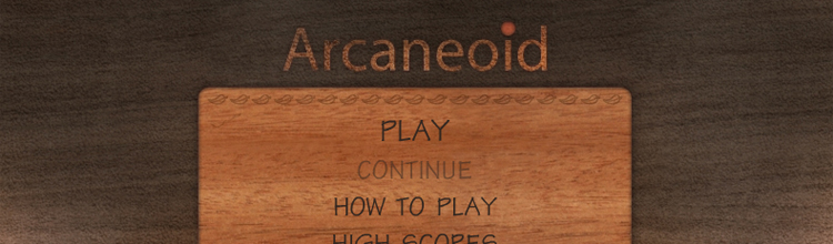 Arkaneoid (flash game)