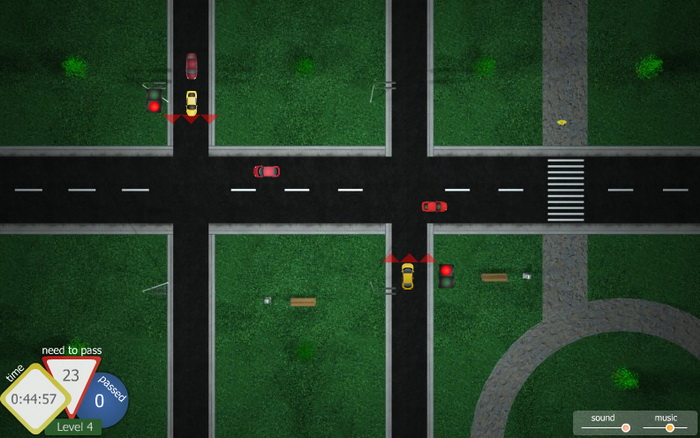 Hit the road 2 (flash game)